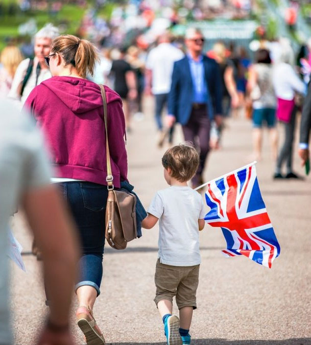 Family Member Of British Citizens Or Settled Persons-Entry